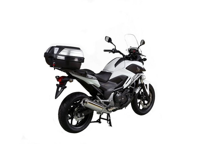 Honda: Τα CB500X Travel Pack και NC750X / DCT Adventure Pack (photos)