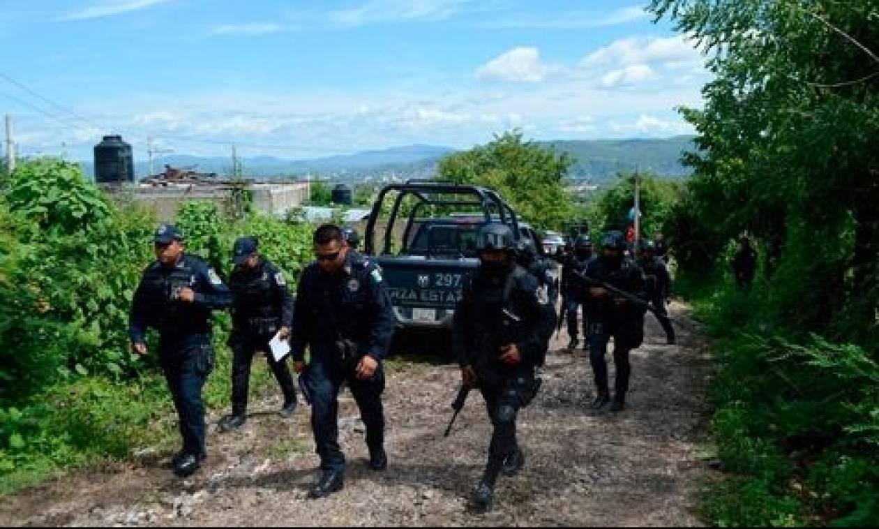 Μεξικό: Νέα έξαρση βίας μετά τις συλλήψεις μελών καρτέλ ναρκωτικών