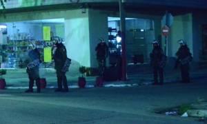 Αστυνομική επιχείρηση στο Ζεφύρι (Photos)