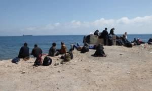Συλλήψεις μεταναστών που επιχειρούσαν να φύγουν από τη χώρα