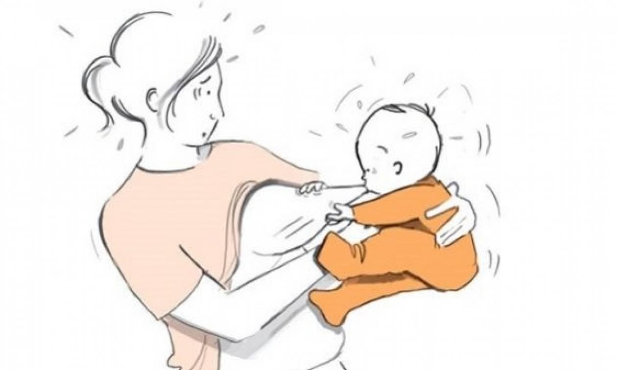 Το ημερολόγιο μιας νέας μαμάς: Ό,τι δε θα σου πει κανείς για τη μητρότητα!