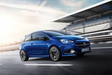 Opel: Το Corsa OPC είναι Αθλητής Πέμπτης Γενιάς