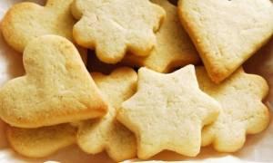 Συνταγή για μαμαδίστικα μπισκότα φράουλας
