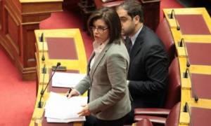 Μετά τον Σαμαρά, και η Άννα Μισέλ ονειρεύεται... κυβέρνηση εθνικής σωτηρίας!