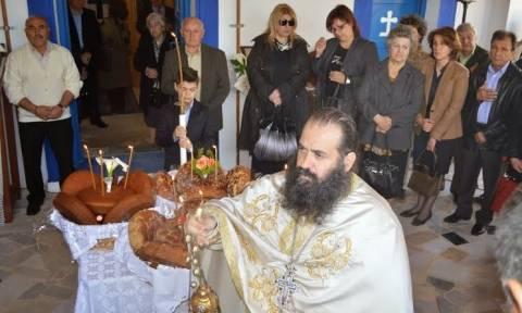 Εορτή του Αγ. Γεωργίου στο Ναύσταθμο Σαλαμίνας (pics)