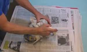 Έχετε παλιές εφημερίδες στο σπίτι σας; Μην τις πετάξετε - Δείτε τι μπορείτε να κάνετε
