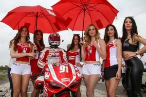 Παν. Πρωτάθλημα Ταχύτητας: Δυνατό ξεκίνημα για την Ducati (photos)
