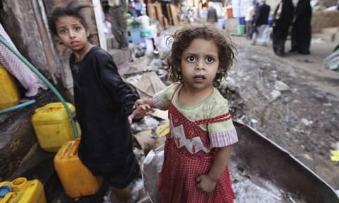 Υεμένη: 115 παιδιά νεκρά από την έναρξη των βομβαρδισμών