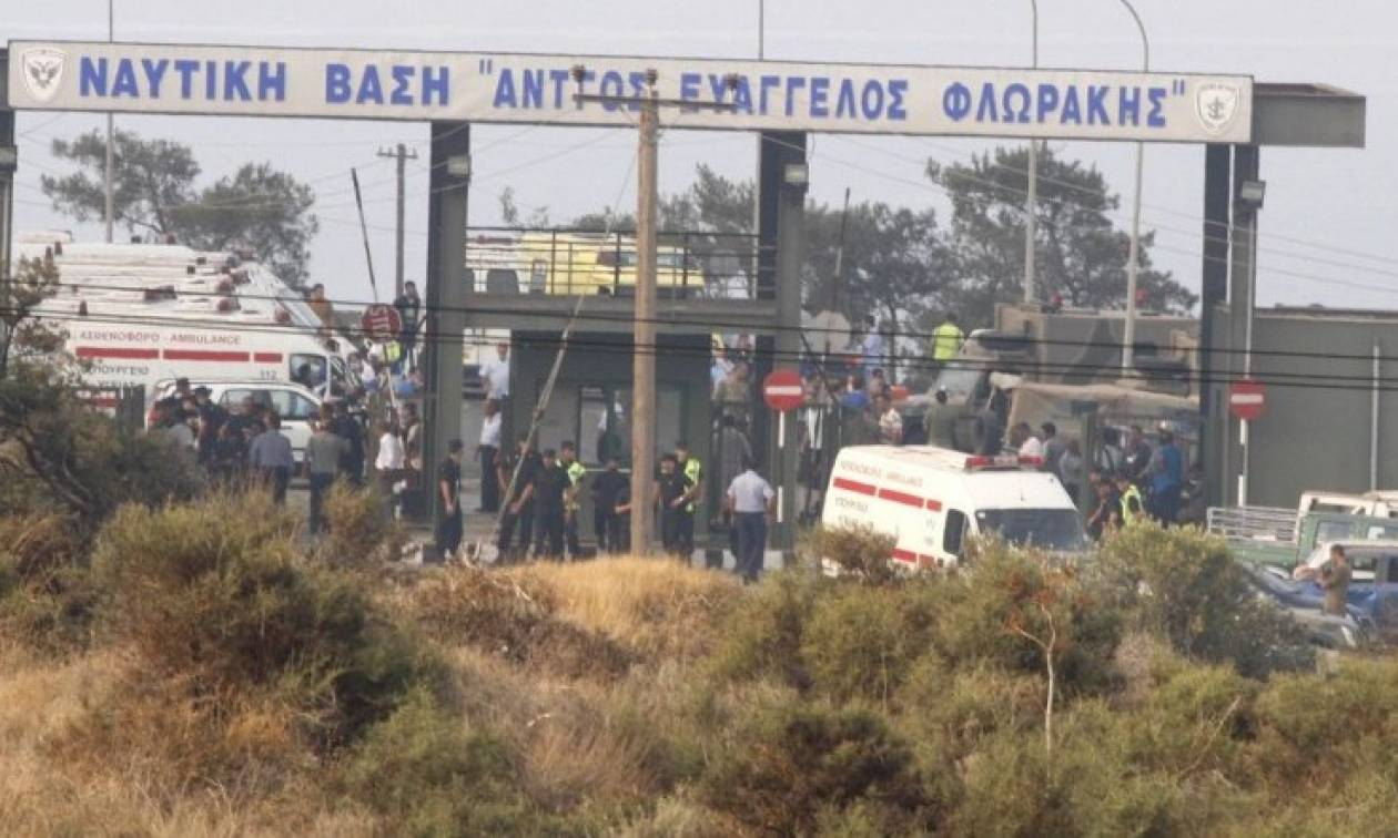 Υπόθεση Μαρί: Την ευθύνη για τη φονική έκρηξη έχει η Κυπριακή Δημοκρατία