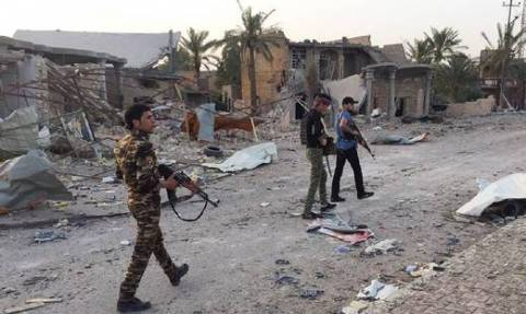 Ιράκ: Ήττα των τζιχαντιστών και ανακατάληψη σημαντικής γέφυρας από τον στρατό