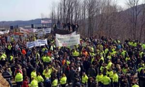 Καθυστερήσεις στον επανέλεγχο αδειών στις Σκουριές καταγγέλουν οι εργαζόμενοι