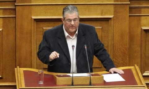 Κουτσούμπας: Επαίσχυντη η Πράξη Νομοθετικού Περιεχομένου