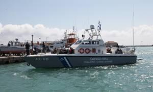 Μυτιλήνη: Η περιπολία αποκάλυψε 143 μετανάστες