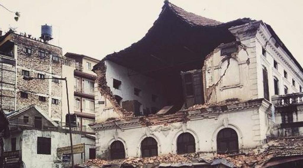 Νεπάλ: Φόβοι για δεκάδες νεκρούς από τον σεισμό των 7,9R