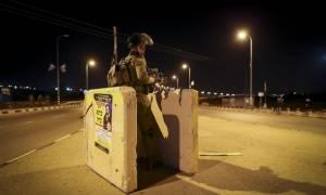 Ισραήλ: Συνοριοφρουροί σκότωσαν Παλαιστίνιο ο οποίος αποπειράθηκε να τους επιτεθεί