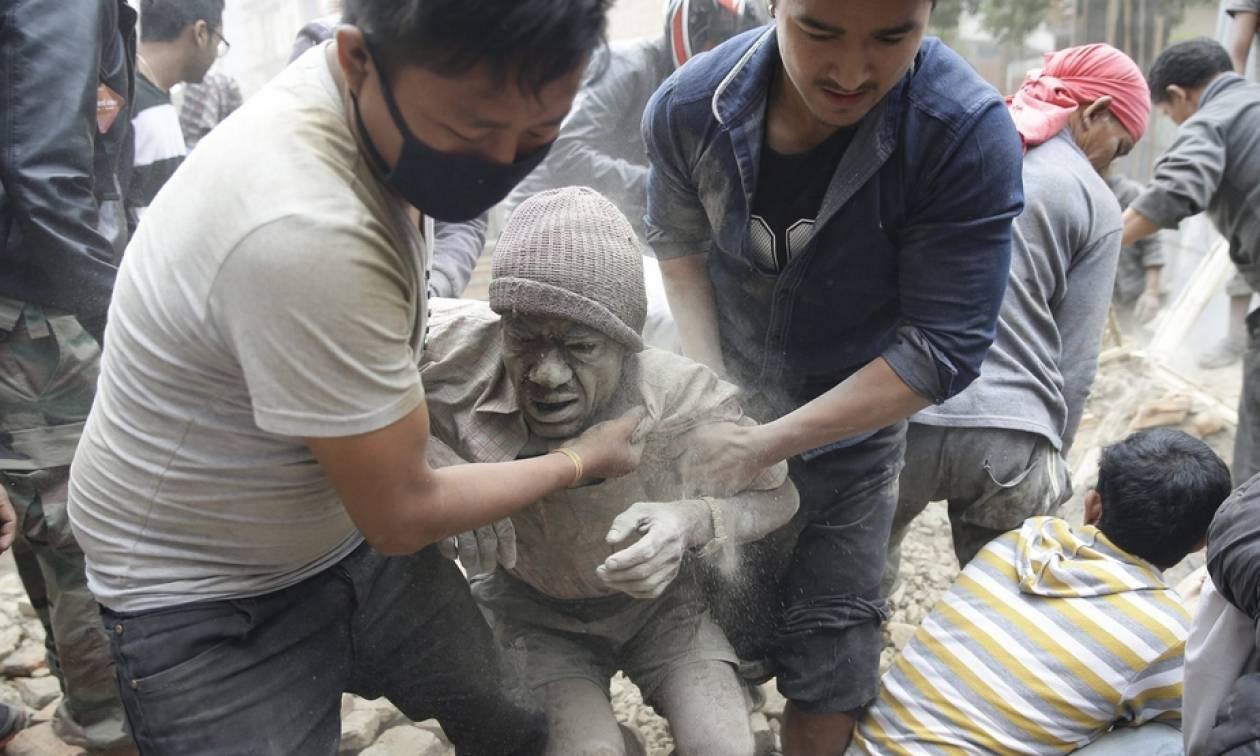 Νεπάλ: Βιβλική καταστροφή από τα 7,9R