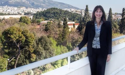 Έλενα Κουντουρά: Ο ελληνικός τουρισμός είναι σε καλά χέρια...