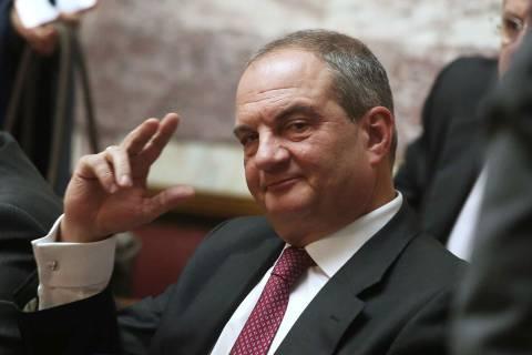 Καραμανλής: Παρανοϊκή ακόμα και σκέψη για Grexit