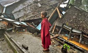 Σεισμός στο Νεπάλ: Διεθνής κινητοποίηση για την παροχή βοήθειας
