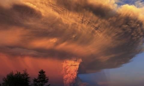 Στη Βραζιλία έφτασε η τέφρα του ηφαιστείου Καμπούλκο