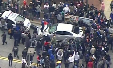 ΗΠΑ: Νέα διαδήλωση διαμαρτυρίας για θάνατο μαύρου πολίτη