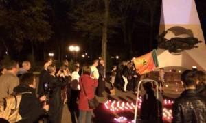 Η Ουκρανία τίμησε τα θύματα του Τσέρνομπιλ (video)