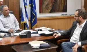 Σκουρλέτης: Σαμαράς, Βενιζέλος, Θεοδωράκης σε ανοιχτή επικοινωνία με τους δανειστές