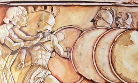 «Κραυγή των μαρμάρων» μια διαφορετική συλλογή ζωγραφικής