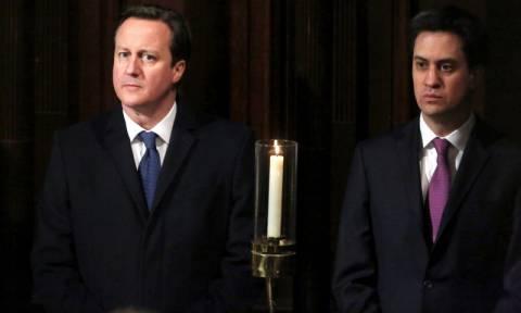 Εκλογές Βρετανία: Μεγάλο ντέρμπι καταγράφει νέα δημοσκόπηση