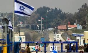 Τέσσερις ένοπλοι σκοτώθηκαν στα σύνορα Ισραήλ - Συρίας
