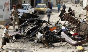 Ιράκ: 22 νεκροί σε βομβιστικές επιθέσεις