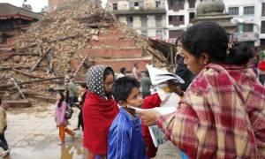 Νεπάλ - UNICEF: 1 εκατ. παιδιά έχουν πληγεί σημαντικά από τον σεισμό