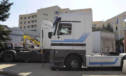 Πρωτομαγιά 2015: Απαγόρευση κυκλοφορίας φορτηγών με φορτίο άνω του 1,5 τόνου
