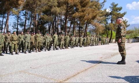 Ο Α/ ΓΕΕΘΑ Μ. Κωσταράκος στη λήξη της άσκησης «Μακεδονομάχος 2015» (pics)