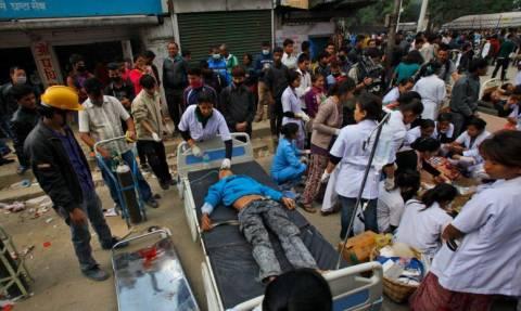 Μήνυμα αλληλεγγύης και συμπαράστασης του ΚΚΕ στα θύματα φονικού σεισμού στο Νεπάλ