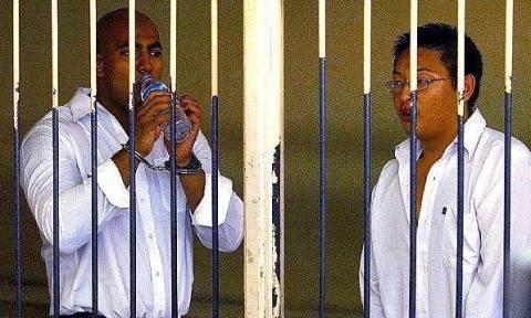 Παράταση στην εκτέλεση δυο Αυστραλών θανατοποινιτών στην Ινδονησία
