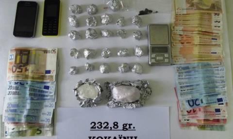 Ρόδος: Τέσσερις συλλήψεις για κατοχή και διακίνηση σκληρών ναρκωτικών