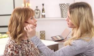 Πώς θα κάνετε το πρόσωπό σας να δείχνει πιο λεπτό με τη βοήθεια του μακιγιάζ;
