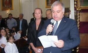 Ένας άξιος πρεσβευτής του Ελληνισμού, ο Χ. Λάζαρης στη Μόσχα