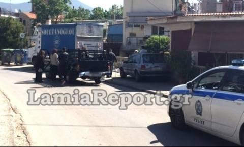 Λαμία: Θύμα τροχαίου 49χρονος δικυκλιστής