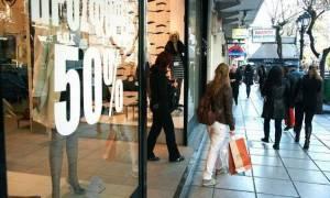 Δεκαήμερο εκπτώσεων από 1η Μαΐου - Ανοιχτά τα καταστήματα την Κυριακή
