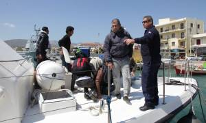 Εντοπισμός μεταναστών και των διακινητών τους