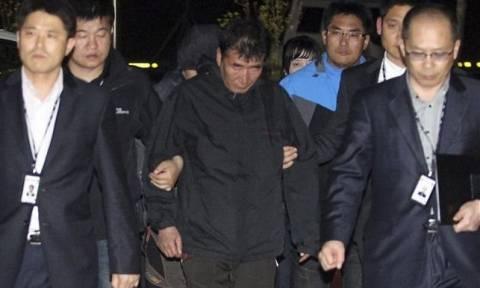 Νότια Κορέα: Ο καπετάνιος του Sewol καταδικάστηκε σε ισόβια