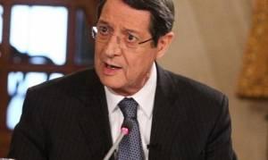 Κύπρος: Συνάντηση  Αναστασιάδη-Ακιντζί στις 2 Μαΐου