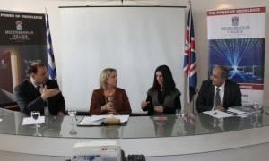 Με επιτυχία η εσπερίδα του Mediterranean College (photos)
