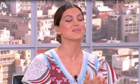 Το απίστευτο περιστατικό με πρωταγωνίστρια τη Σταματίνα Τσιμτσιλή!