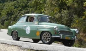 Κλασσικό αυτοκίνητο: Κοτζιάς – Θανόπουλος νικητές στο 3ο Μεσογειακό Ράλλυ
