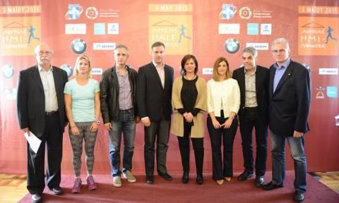 BMW Group: Συμμετοχή στον Ημιμαραθώνιο