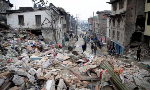 Νεπάλ: Τραγική η κατάσταση στο Κατμαντού - Μαζικό κύμα εξόδου