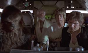 H πρώτη ταινία Star Wars θα είναι πάντα η αγαπημένη μας